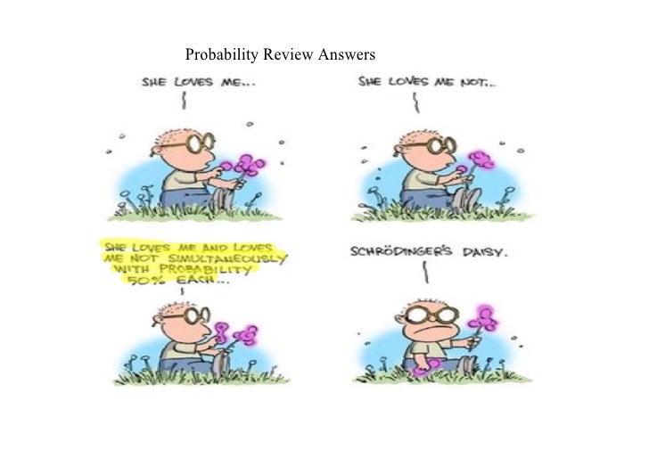 ProbabilityReviewAnswers