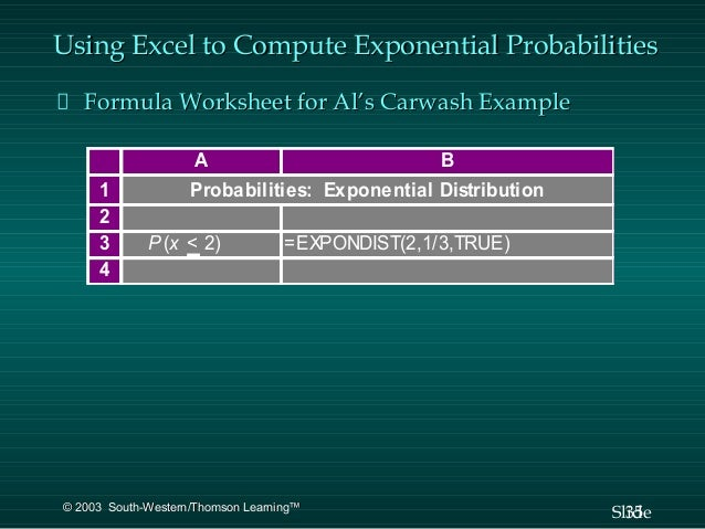 Probablity normal