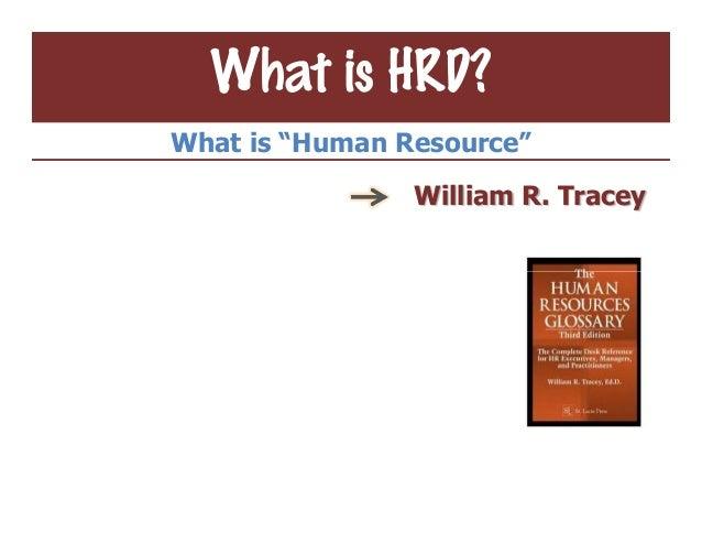 Understanding Human Resource Development Hrd