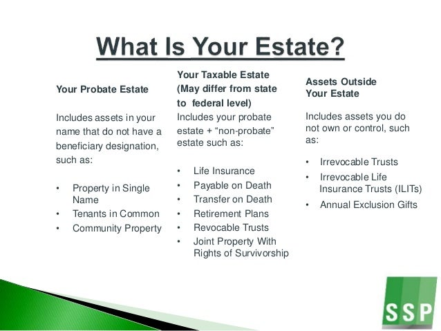 What Every Realtor Needs To Know About Estate Planning Probate And