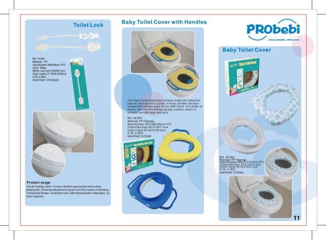 Probebi Catalogue For Baby Safety Child Proof