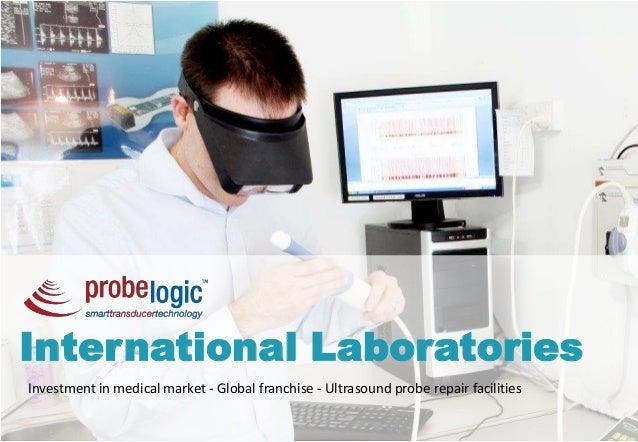 Probelogic international laboratories, global franchise