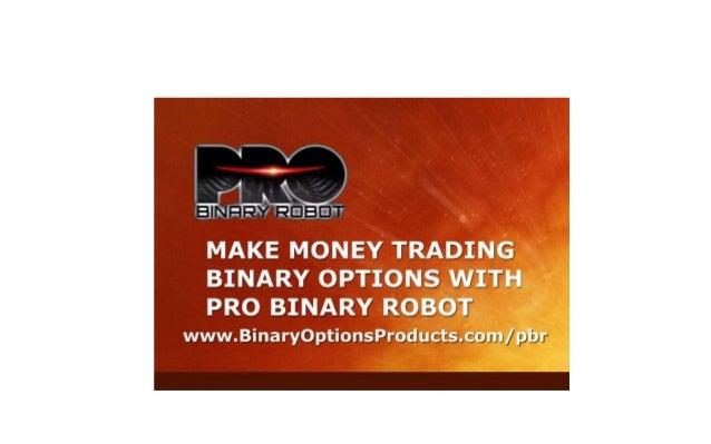 Binary options cloner