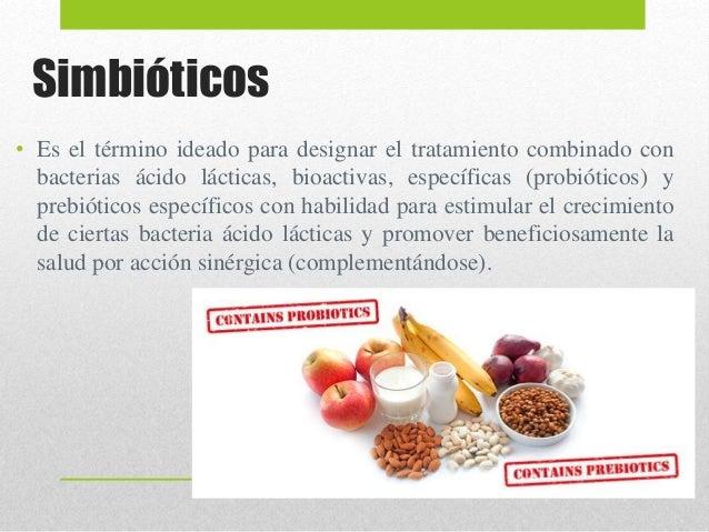 Probi ticos prebi ticos y simbi ticos conoce las diferencias - Alimentos con probioticos y prebioticos ...