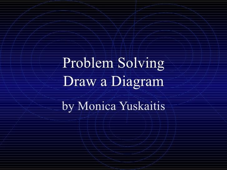 Problem Solving Draw a Diagram by Monica Yuskaitis