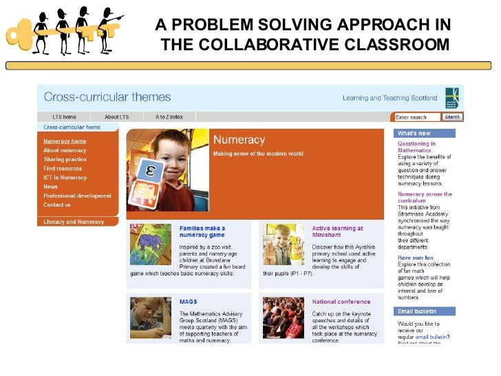 Collaborative Problem Solving Responsive Classroom : Problem solving in the collaborative classroom