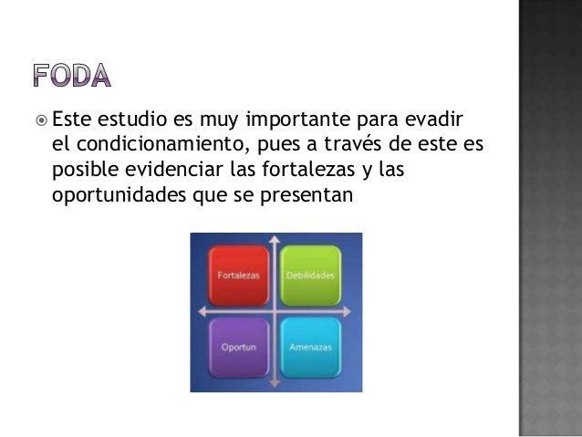 Problema condicionante de las alternativas de solución Slide 3