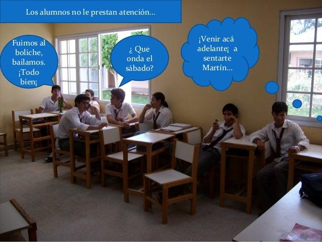 Problemas De Disciplina En El Colegio Slide 3