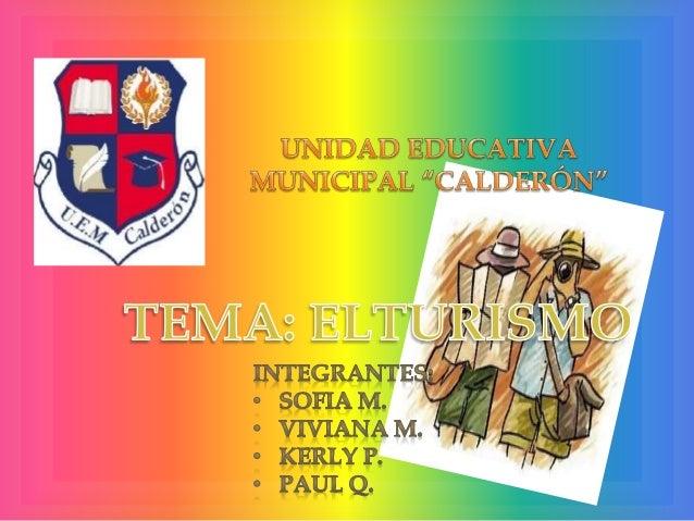 ECUADOR ES UN PAIS CON VARIOS DESTINOS TURISTICOS MUCHO MAS QUE EN CUALQUIER OARTE DEL MUNDO POR METRO CUADRADO,ADEMAS ECU...