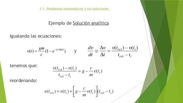 Problemas Matematicos Y Sus Soluciones
