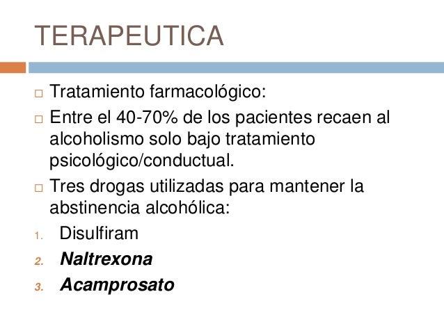 El peligro de la codificación el alcohol
