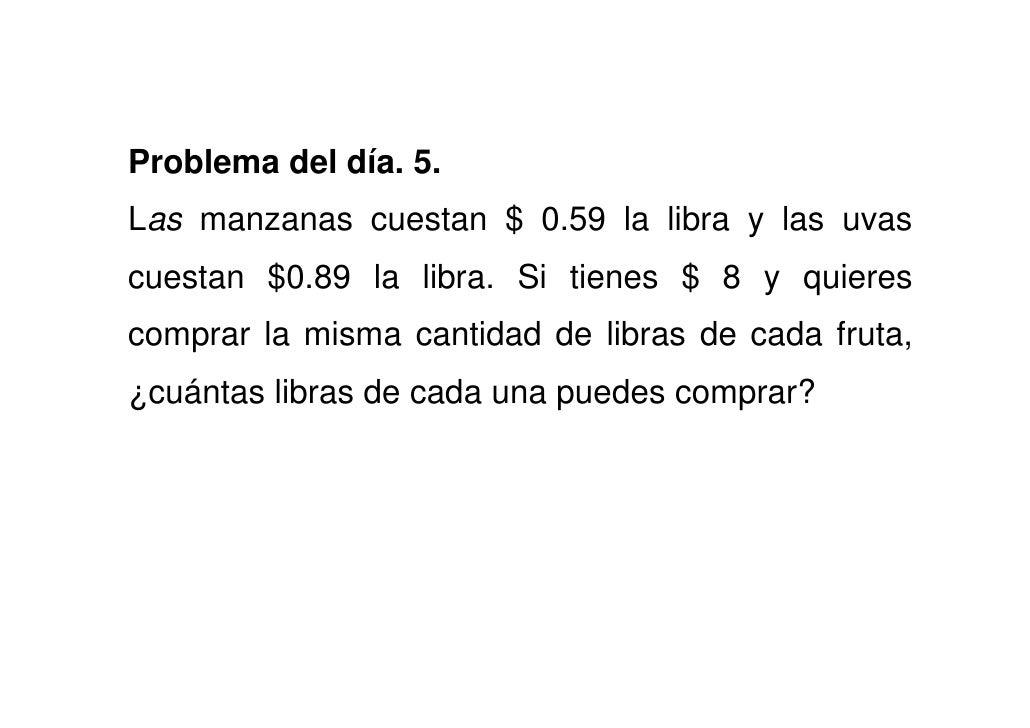 Problemas De Matematicas f1940763735
