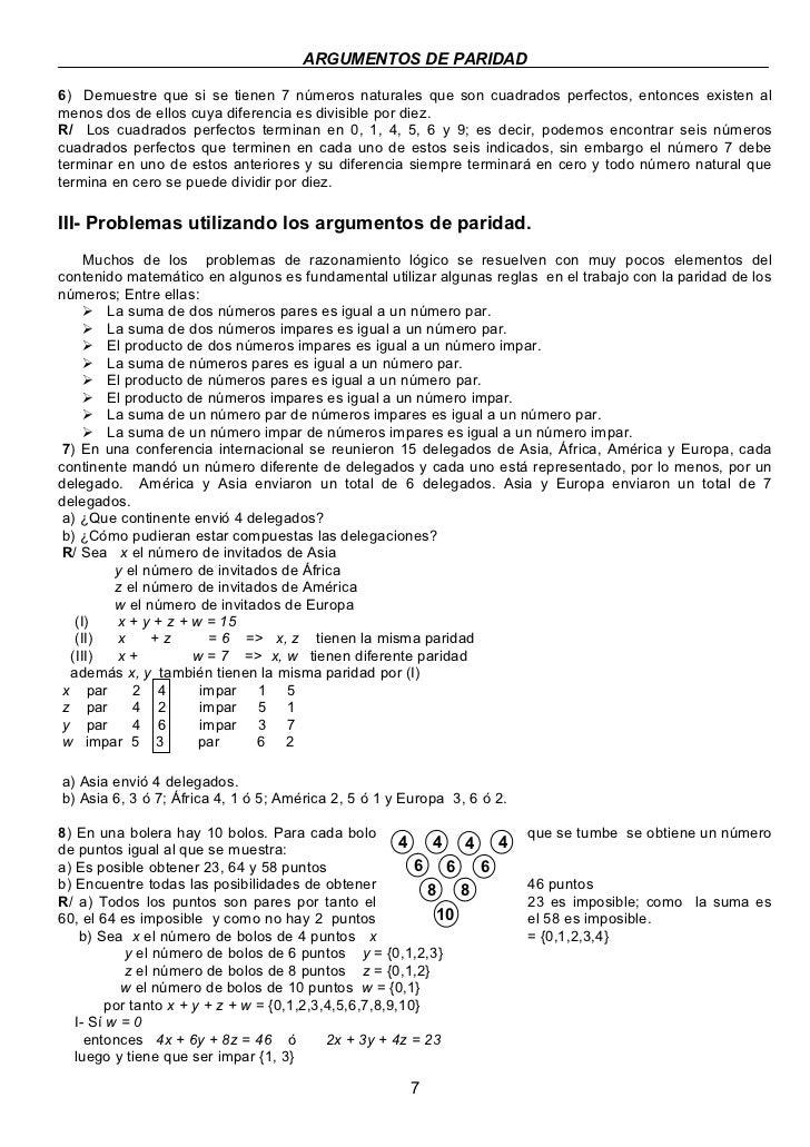Problemas de razonamiento lógico libro de preguntas 5d2436650034