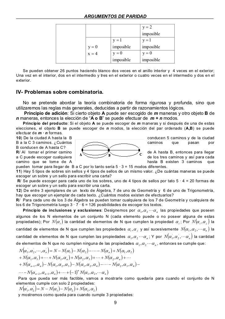 ARGUMENTOS DE PARIDAD                                                                                              y=2    ...