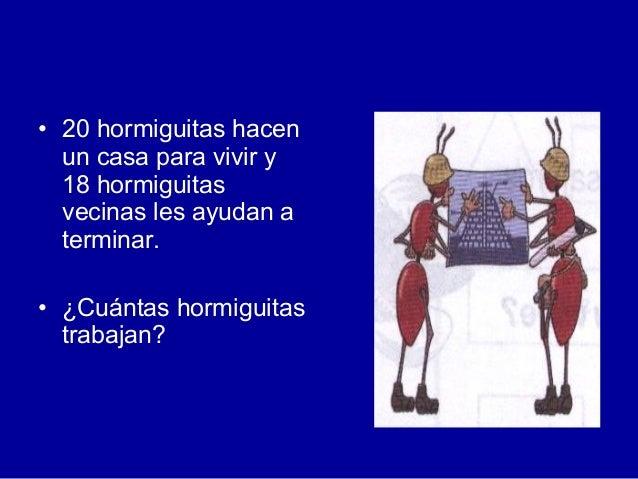 Problemas Matematicos De Suma Y Resta