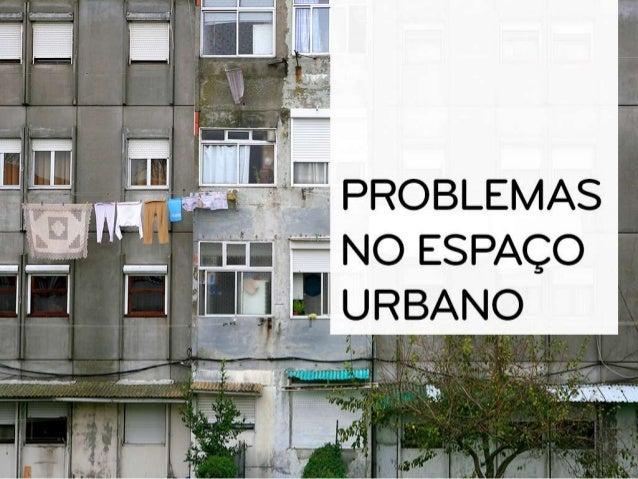 O CRESCIMENTO URBANO E OS PROBLEMAS URBANOS As cidades maiores continuam a expandir-se, devorando terras de cultivo e povo...