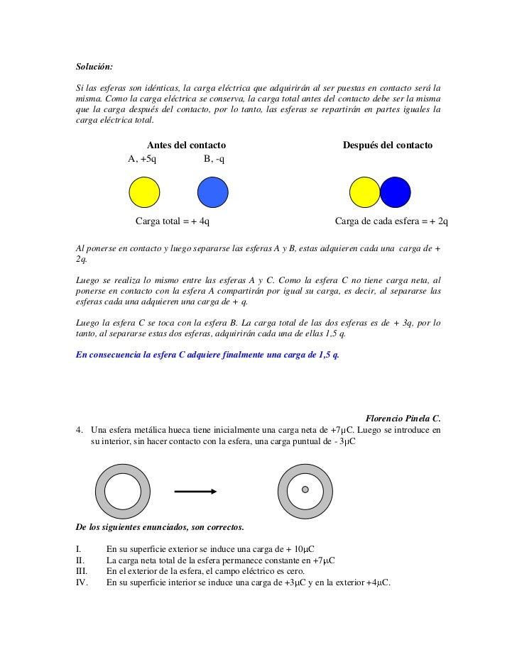 Problemas ElectrostáTica Nivel 0B Slide 3