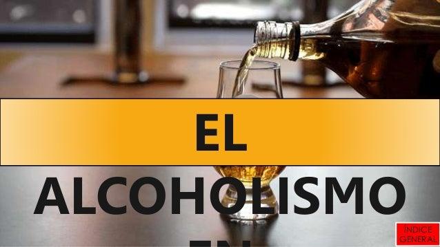 La concepción de la lucha contra el alcoholismo