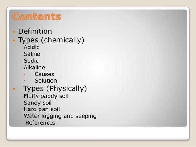 Problematic soil Slide 2