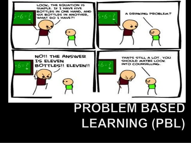 PBL Encourages students to actively learn byengaging with real problems that they are likely to                  face in r...