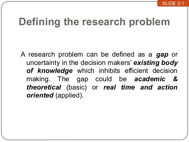 Definition of research methodology