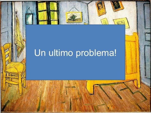 Matematica Nella Camera Di Van Gogh Prospettiva E Realta