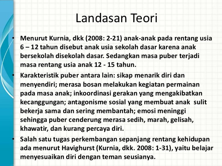 Landasan Teori• Menurut Kurnia, dkk (2008:3-20) perilaku tak bermoral  yaitu perilaku yang tidak sesuai dengan harapan sos...