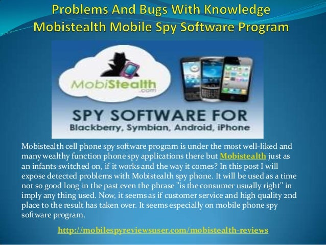 Mobistealth cell phone spy software program is under the most well-liked andmany wealthy function phone spy applications t...