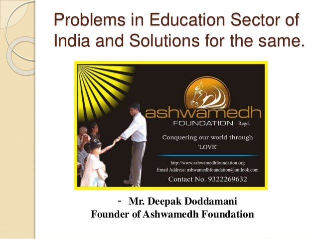 conclusion on present education system in india