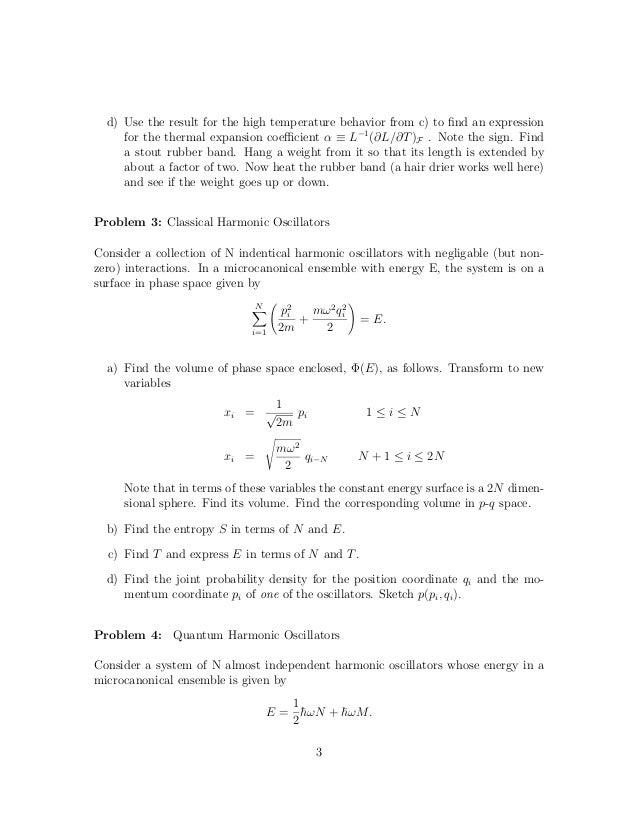 crystal binding elastic constant homework solution