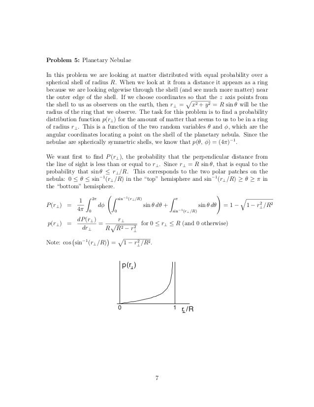 Problems and solutions statistical physics 1
