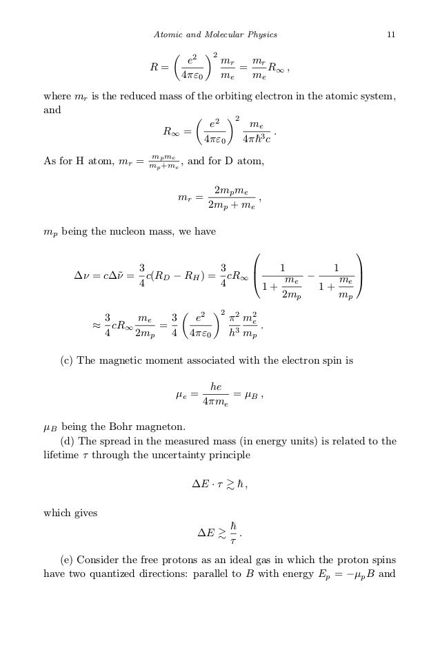 Problems and solutions on atomic, nuclear, and particle physics kuo…