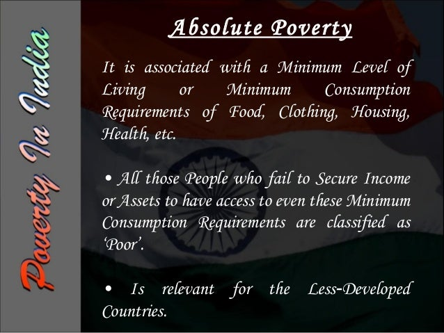 Poverty Head Count Index