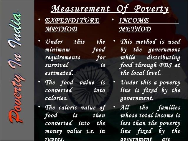 Types of poverty1.Economic Poverty2. Income poverty
