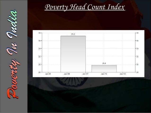 Causes Of Poverty•   Caste System•   Heavy Pressure Of Population•   Unemployment•   Illiteracy•   India's Economic Policy