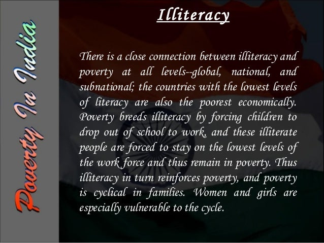 Effects on Children•According    to   UNICEF,       22,000children die each day due to poverty.•Around 27-28 % of all chi...