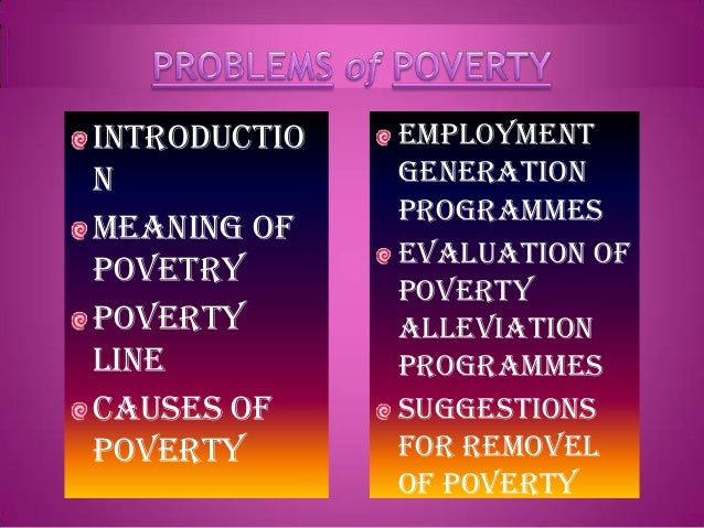 an evaluation of generational poverty The culture of generational poverty chapter 2 - double jeopardy: poor and at-risk previous chapter 2007 from center for assessment and evaluation of student.
