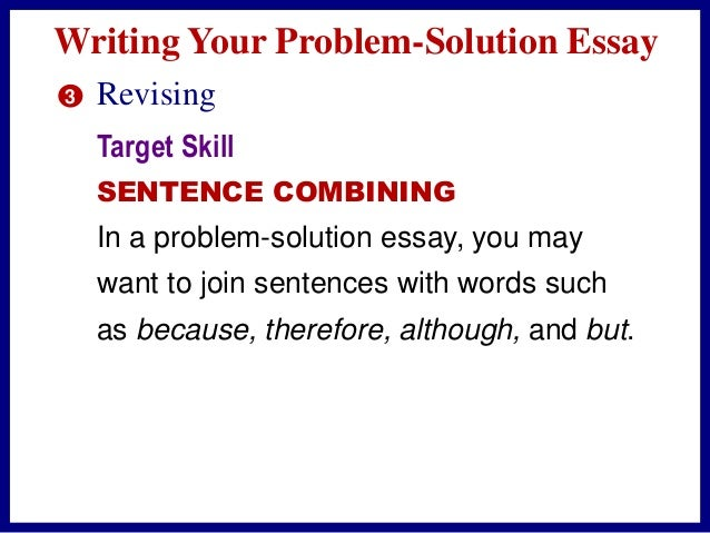 Problem and solution essay about advertising