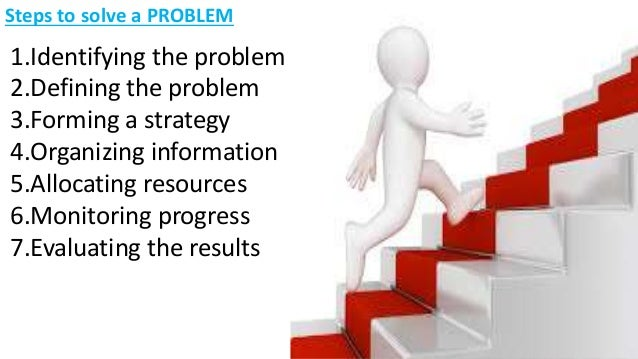 identify the problems Not using effective problem solving strategies to identify, contain and eliminate the root causes has a massive and detrimental impact on business performance and stability, and ultimately seriously jeopardises the business' competitiveness and existence.