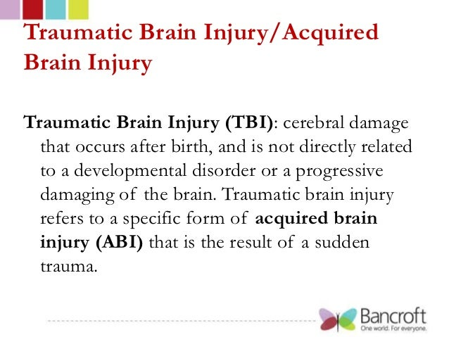 Problem solving after brain injury with bancroft Slide 3