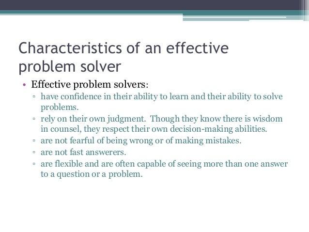 ilm3 problem solving