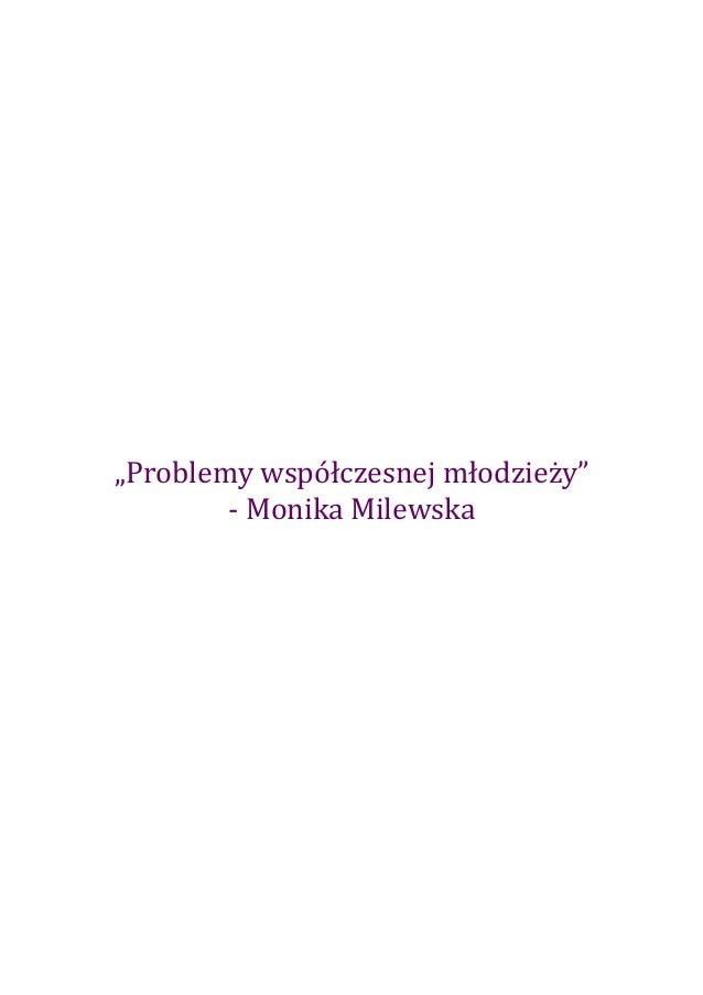 """""""Problemy współczesn..."""