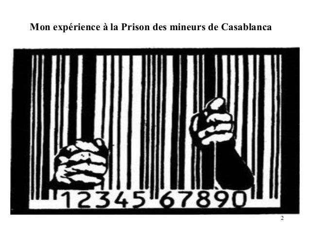 Problématique du traitement des ados incarcérés Slide 2