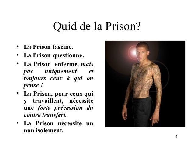 Problématique du traitement des ados incarcérés Slide 3