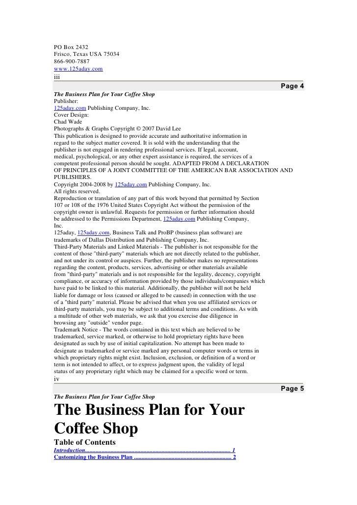 sample business plan doc