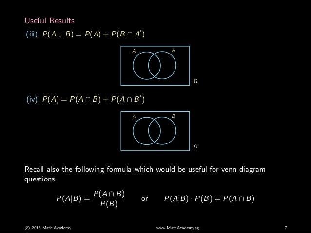 Probability 2 - Math Academy -...
