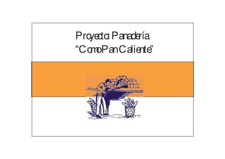 """Pro cto Panade   ye :       ría""""Co oPanCalie """"   m          nte"""