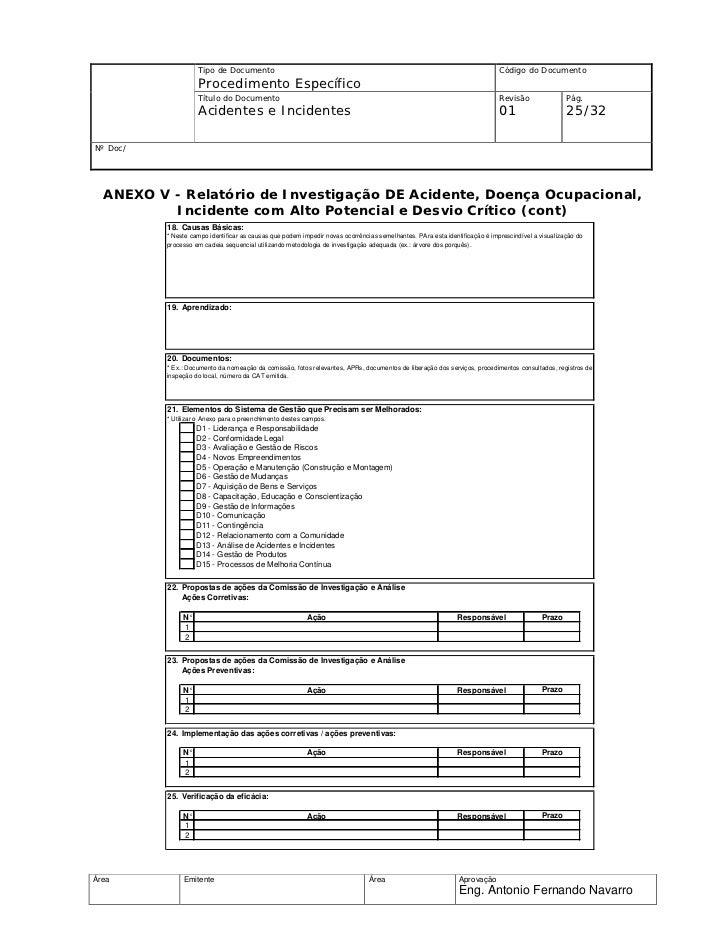 Plano de inspeção e manutenção preventiva em prensas excêntricas 6