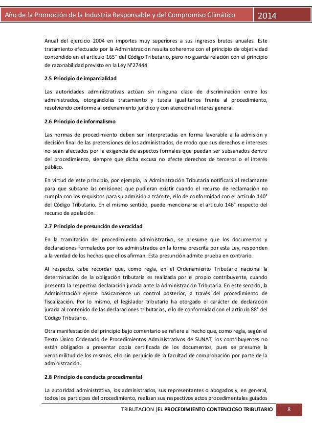 Año de la Promoción de la Industria Responsable y del Compromiso Climático  2014  Anual del ejercicio 2004 en importes muy...