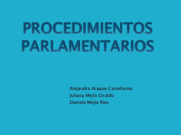 Alejandra Araque Castellanos Juliana Mejía Giraldo Daniela Mejía Ríos